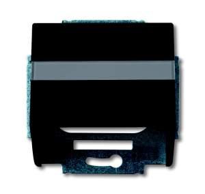 1724-0-4253 BJE Solo/Future Чёрный Корпус для коммуникационных Розетки