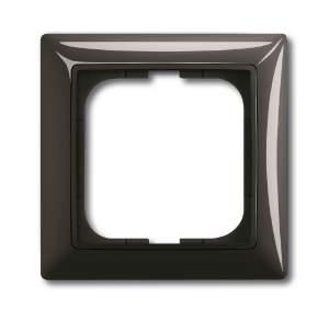 1725-0-1506 (2511-95) BJB Basic 55 Шато (чёрн) Рамка 1-ая