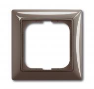 1725-0-1531 (2511-91) BJB Basic 55 Энтре (серый) Рамка 1-ая