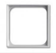 1726-0-0221 (1746-92) BJB Basic 55 Беж Переходник для приборов 50х50 мм