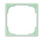 1726-0-0223 (2516-902) BJB Basic 55 Серебристый металлик Вставка декоративная в рамку