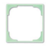 1726-0-0224 (2516-903) BJB Basic 55 Салатовый Вставка декоративная в рамку