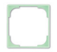 1726-0-0226 (2516-905) BJB Basic 55 Жёлтый Вставка декоративная в рамку