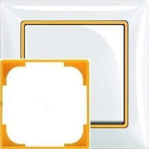 1726-0-0227 (2516-906) BJB Basic 55 Абрикосовый Вставка декоративная в рамку