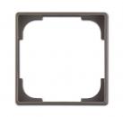 1726-0-0232 (2516-95) BJB Basic 55 Вставка декоративная, серия Basic 55, цвет шато (чёрн)