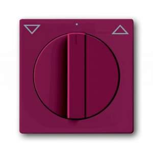 1740-87 BJE Solo/Future Красный Ручка поворотного выключателя жалюзийного