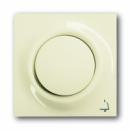 1753-0-0070 (1789 KI-72) BJE Impuls Беж Клавиша 1-я с подсветкой и симв звонок