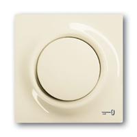 1753-0-0074 (1789 TR-72) BJE Impuls Беж Клавиша 1-я подсветкой и симв ключ