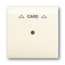 1753-0-0079 (1792-72) BJE Impuls Беж Накладка карточного выключателя (мех 2025 U)