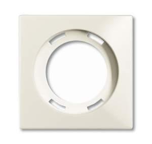 1753-0-0208 (1756-96) BJB Basic 55 Шале (бел) Накладка для световых приборов