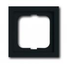 1754-0-4240 (1721-181K) BJE Future Чёрный Антрацит Рамка 1-ая