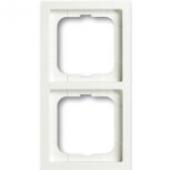 1754-0-4415(1722-884K) BJE Future Linear Белый бархат Рамка 2-ая