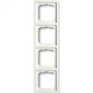 1754-0-4417(1724-884K) BJE Future Linear Белый бархат Рамка 4-ая