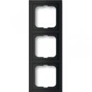 1754-0-4421(1723-885K) BJE Future Linear Черный бархат Рамка 3-ая