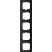 1754-0-4423(1725-885K) BJE Future Linear Черный бархат Рамка 5-ая