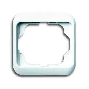 1754-0-4503 (1754-0-2692) BJE Alpha Nea Бел глянц Рамка 1-ая