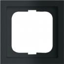 1754-0-4532 (1754-0-4419) BJE Future Linear Черный бархат Рамка 1-ая