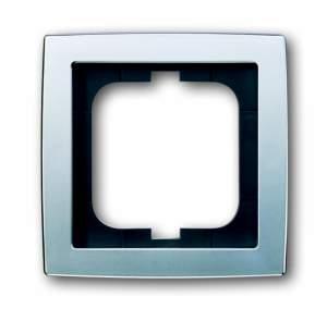1754-0-4535 (1754-0-4104) BJE Solo Хром Рамка 1-ая