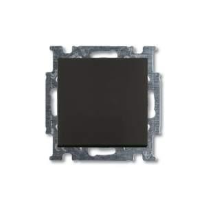 B 2006/6 UC-95-507 BJB Basic 55 DIY Шато (чёрн) Переключатель 1-клавишный