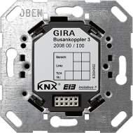 200800 Шинный контроллер 3 (Шинный соединитель скрытый монтаж KNX/EIB)