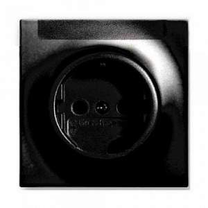 2011-0-3504 (20 EUC-71) BJE Impuls Чёрный бриллиант Розетка с/з
