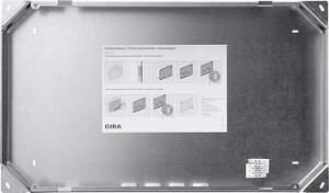 207600 Установочная коробка для Gira/Pro-face