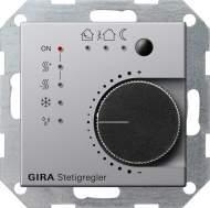2100203 Многофункциональный термостат GIRA instabus knx-eib серия KNX/EIB, 4-канальный