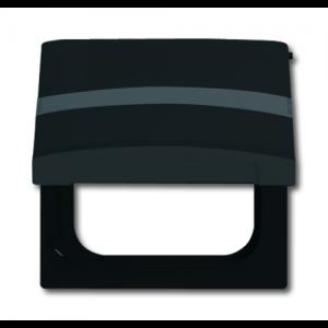2118 GKN-35 BJE Allwetter 44 Антрацит Кольцо промежуточное с крышкой и шильдиком