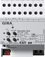 217100 Универсальный диммер 1х 500 W KNX/EIB REG