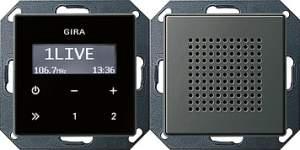 228020 Радиоприемник скрытого монтажа с функцией RDS