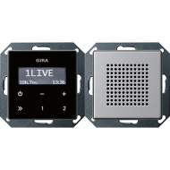 2280203 Радиоприемник скрытого монтажа с функцией RDS