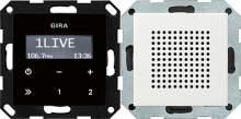 228027 Радиоприемник скрытого монтажа с функцией RDS