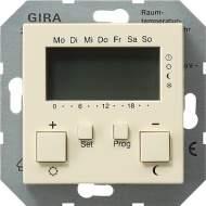 237001 Термостат 230V с таймером  и функцией охлаждения