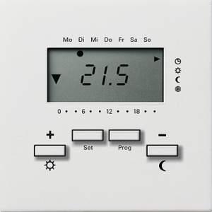 2370112 Термостат 230V с таймером  и функцией охлаждения