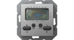 2370203 Термостат 230V с таймером  и функцией охлаждения