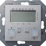 237026 Термостат 230V с таймером  и функцией охлаждения