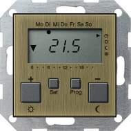 2370603 Термостат 230V с часами и функцией охлаждения