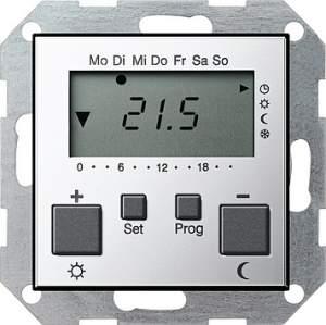 2370605 Термостат 230V с часами и функцией охлаждения