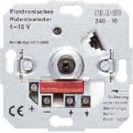 240-10 Мех Светорегулятор поворотный для электронных ПРА (1-10В)