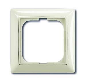 B 2511-96-507 BJB Basic 55 DIY Шале (бел) Рамка 1-ая
