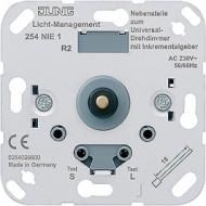 254NIE1 Мех Дополнительного управления светорегулятором 254 UDIE