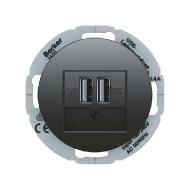 Berker 26002045 USB-розетка для подзарядки 230 V, R.Classic серия  купить в Москве, цена в России: опт, розница | smartipad.ru
