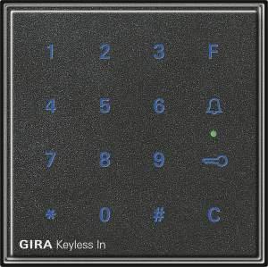 260667 Электронный кодовый замок