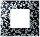 2700617-804 27 Play Черная Ретро Рамка-декор 1 пост.