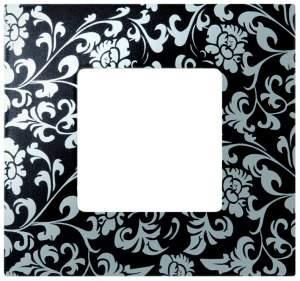 2700637-804 27 Play Черная Ретро Рамка-декор 3 поста.