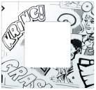 2700647-800 27 Play Комиксы Рамка-декор 4 поста, Play