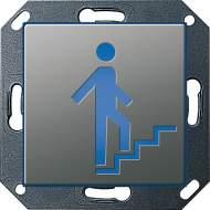 """279520 Светодиодный указатель с пиктограммой """"Лестница"""""""