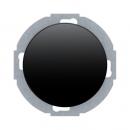 """28352045 Дополнительное устройство для универсального поворотного диммера с """"Soft""""-регулировкой, R.Classic, цвет: черный, с блеском"""