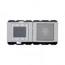 28807004 FM Радиоприёмник встроенный для серии K.1/K.5, Цвет: лакированный алюминий