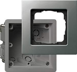 2881202 Монтажная коробка Е22 с рамкой